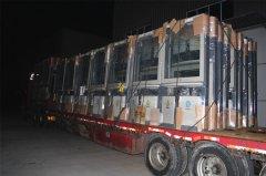 新疆广告垃圾箱发货